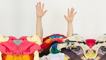 5 Essential De cluttering Tips